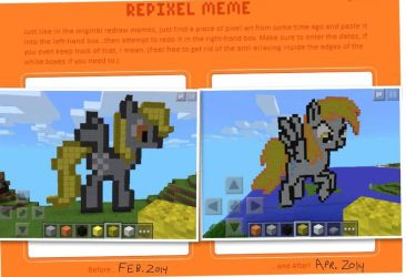 Repixel Meme by Angeyzombeh