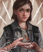 The Last Of Us 2 by Linekotsi