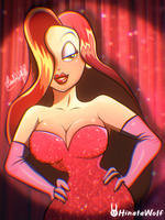 Jessica Rabbit by Hinata1495