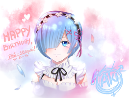 [G] Rem by TheAwesomeAki-kun