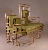 Proper Copper Couch by kenshin1387