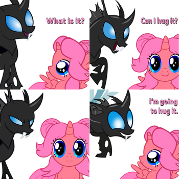 Cherry Bloom - Can I hug it? by Creshosk