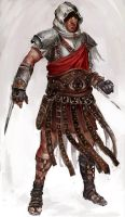 Assassin Creed Roman by SLabreche