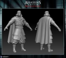 Assassin's Creed Revelations : The Count HD by Dipnusurf