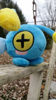 Chinchou plush!