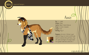 +Annie Reference+ by Chocukat