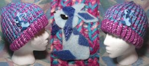 Glaceon Hat for AliceOfAces by SmilingMoonCreations