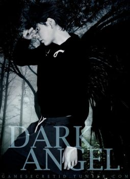 The Dark Angel (Cho Kyuhyun) by gamesecretid