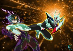 What If? Jamian vs Specter by lithiumsaint