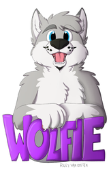 COM- Wolfie by Asp3ll