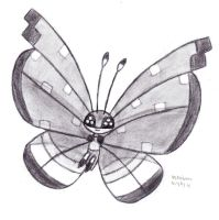 Polar Pattern Vivillon