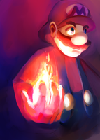Mario by Zeighous