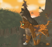 Fall beginnings by Lithefeather