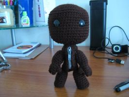 Sackboy by Goldenjellybean