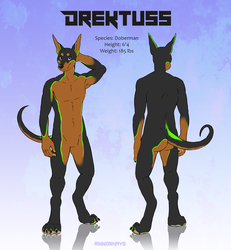 Drektuss by Rikkoshaye