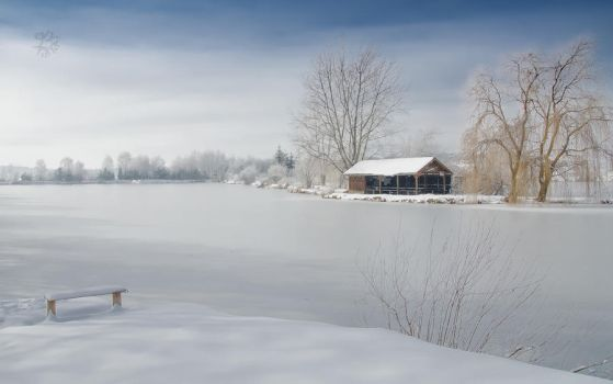 Paysage d'Hiver 2013 by XanaduPhotography
