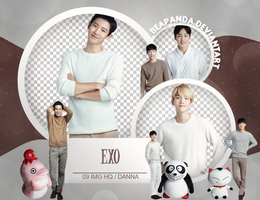 Pack Png 546 // EXO by BEAPANDA