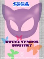 Rouge_Symbol_Brushes by renealexa