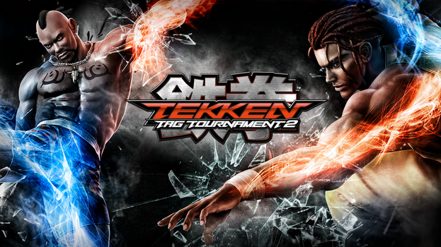 Tekken Tag Tournament 2 Wallpaper (Eddy-Bruce) by YoungSharkswish