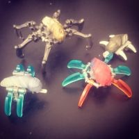Kraata Spider Prototypes by Monarth