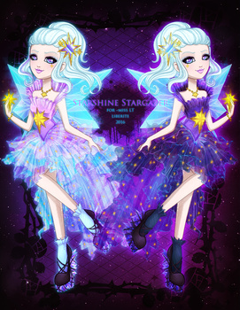 EAH Commission: Starshine Stargazer by LibeRitee