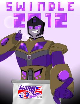 Swindle For Office by ASaltyBanana