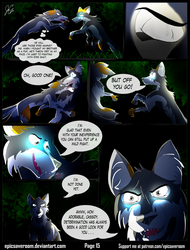 Fallen World - Page 15 - Outmatched by EpicSaveRoom