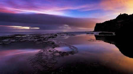 Subtleties of First Light by MarkLucey