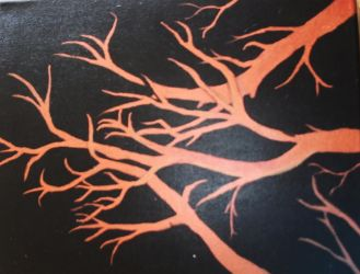 Copper branches by Battlefield-Angel