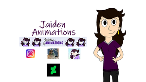 Jaiden Animations [My Own Design] by SuperBlueGuy