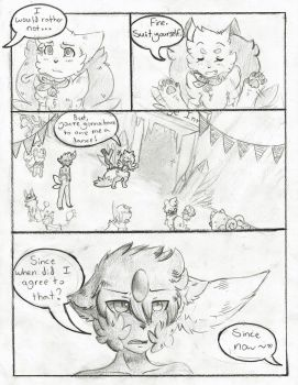 Coldhearted -Frosty Festivities P.2- by FloofAngel