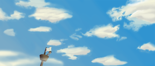 1: Clouds by Teh-Lady-Randomness