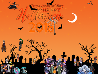 Halloween 2018 Collaboration by snitchpogi12