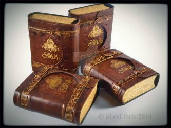 Call of Cthulhu leather journal (6.5 x 5.5 in) by alexlibris999