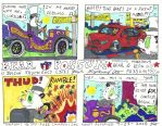 An Ironic CAR-toon by JCSStudio