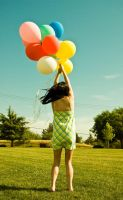 Balloons by quebot