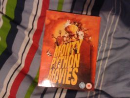 Bought some funnies on DVD by jakelsm