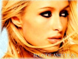 Blonde Ambition by Norskkk