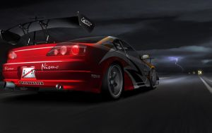 Nissan Silvia S15 by Nylaian