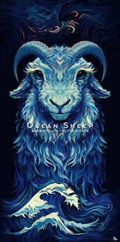 Ocean Sheep by SylviaRitter
