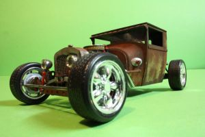 rat rod 3 by janzu77