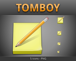 Tomboy by spg76