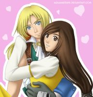 Final Fantasy 9 - Together by AquaWaters
