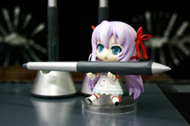 Nendroid Alazif Pen Holder by ComiPa