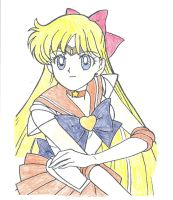 Sailor Venus by Zanny-Marie