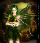 Rainbow Fairy Green by CaperGirl42