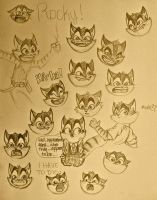 Favorite Expressions of Rocky by Jillybean345