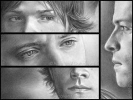 Supernatural - Details by Cataclysm-X