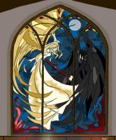 Stained Glass by aiimeii