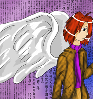 Random Generic Angel Wings by SuzuriHeinze